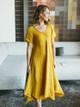 Tendencies Ariah European Linen Dress
