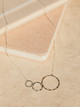 Veronica & Harold Riley Triple Ring Necklace