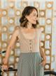 Bel Kazan Josie Midi Tank Dress with Pockets
