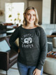 Revival Ink Happy Camper Sweatshirt