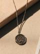Pyrrha I Am Enough Talisman Necklace
