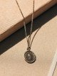 Pyrrha Let Nature Be Your Teacher Talisman Necklace