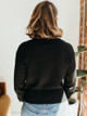 525 America Relaxed V Neck Sweater