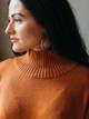 525 America Blair Cozy Oversize Turtleneck Sweater