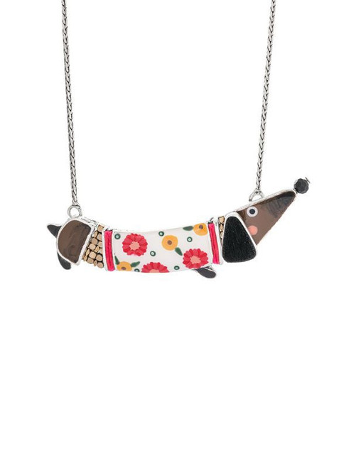 NECKLACE SAUCISSE 01101