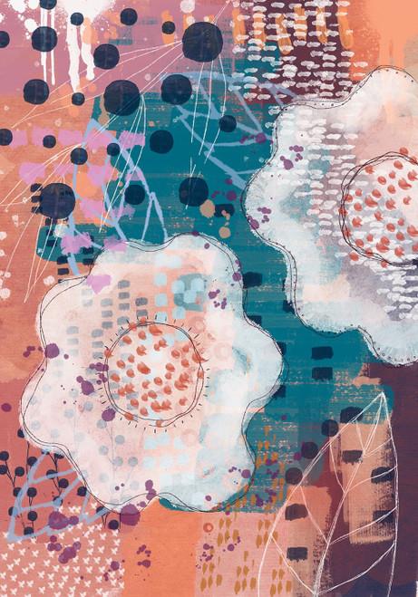 B&B Art Print  - Melanie