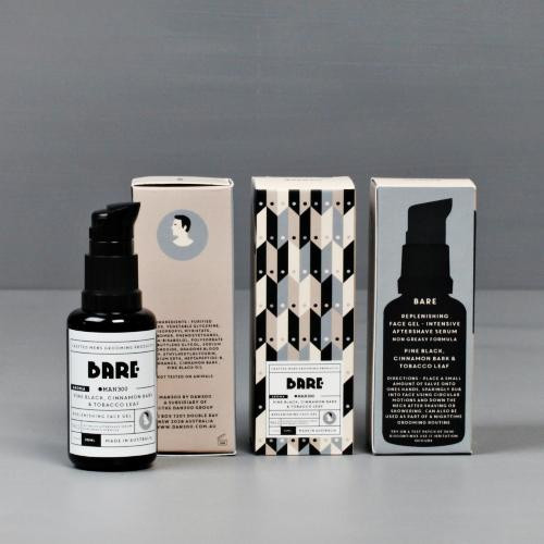 Bare - Replenishing Face Gel (Aftershave Serum)