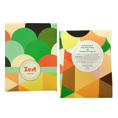 Zest - Luxe Body Treatment