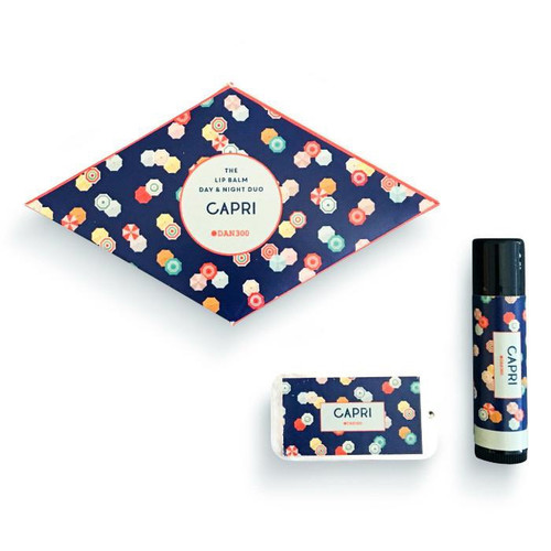 Capri - The Lip Balm Edit