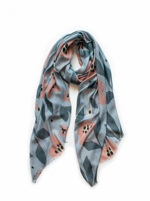 Bloom Scarf #BLO2