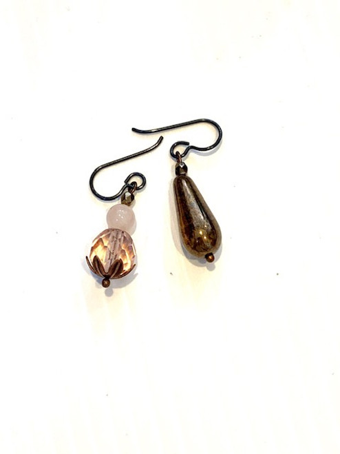 Crystal - Recrafted Dangles