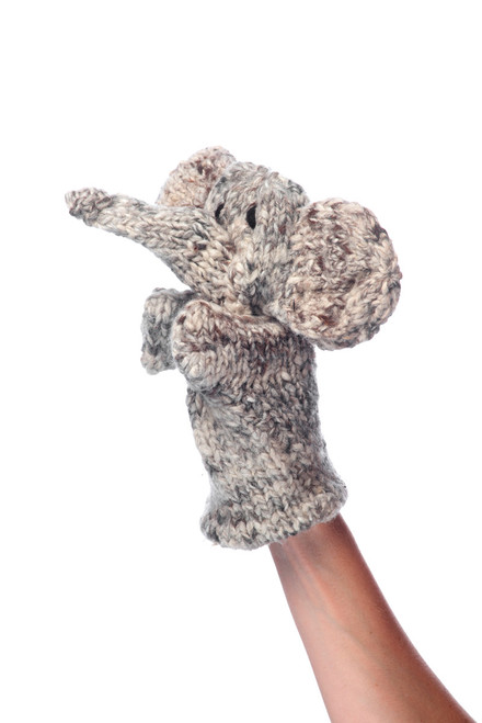 Hand Puppet -Elephant