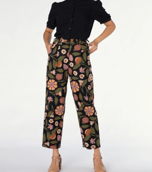 Fruits & Flora Pants