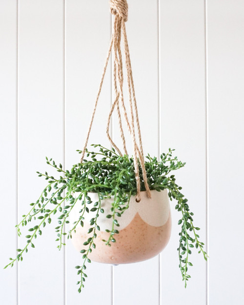 Hanging Pot/Planter - Crete -  HG73