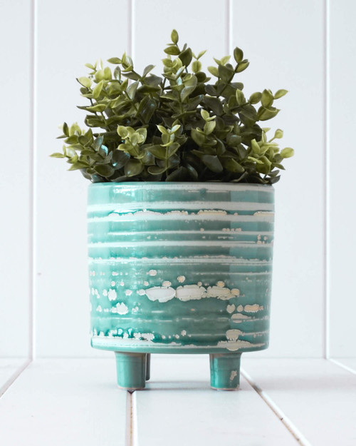 Pot/Planter - Avignon Mint -
