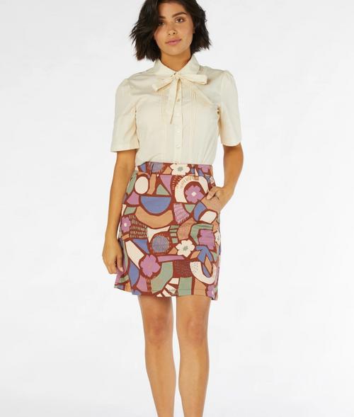Sweet Geo Skirt