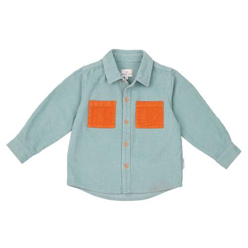 G+A Derek Cord Shirt