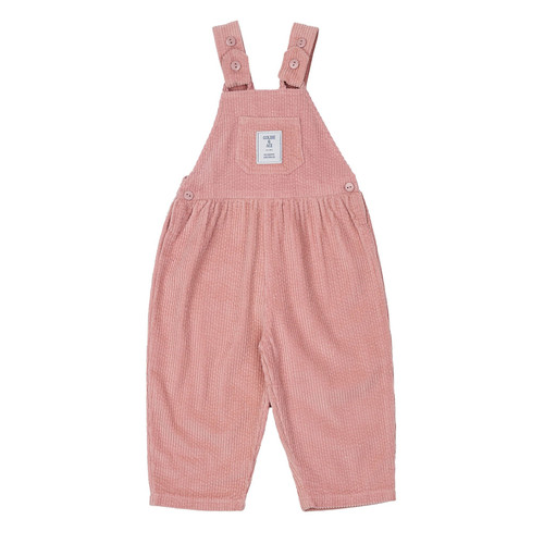 G+A Sammy Cord Overalls Pink