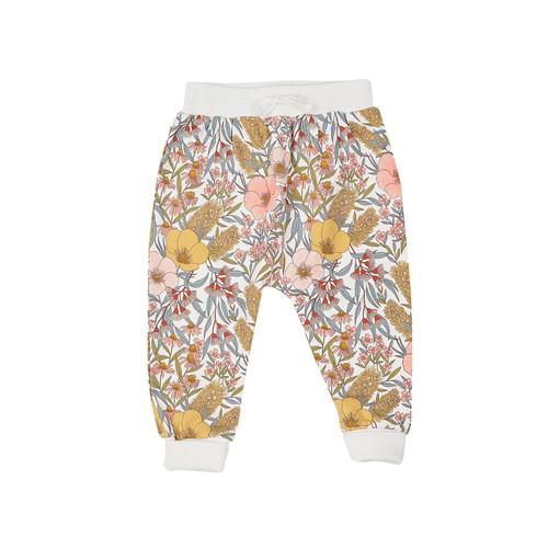 G+A Vintage Floral Sweatpants