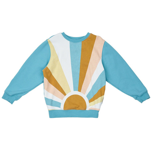 G+A Sunrise Relaxed Sweater