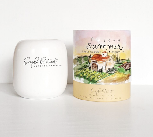 Tuscan Summer Candle