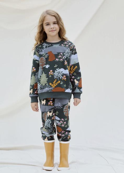 Woodland Bear Sweater