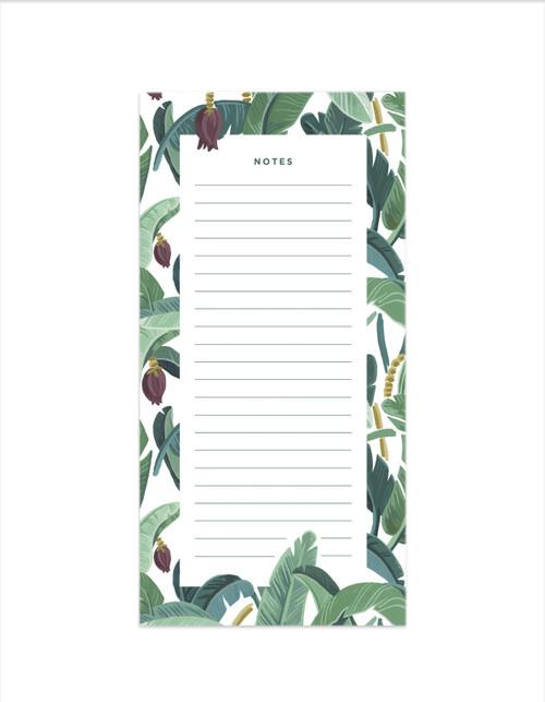 Market List - Banana Leaf