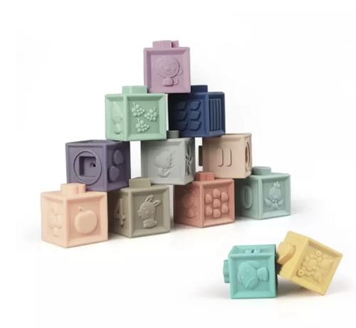 Silicone Building Block