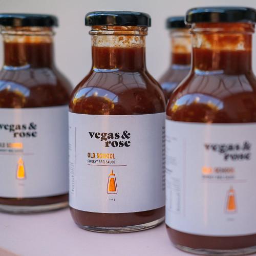 Smokey BBQ Sauce | Vegas & Rose