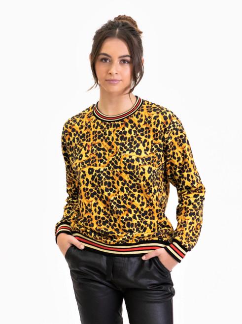 Leopard Craze Sweater