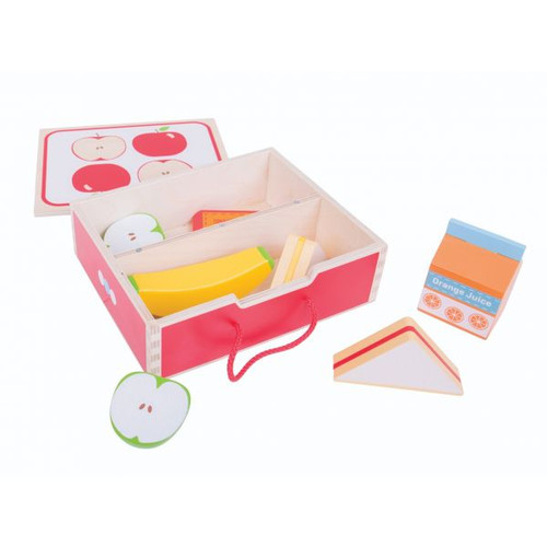 Bigjigs Toys - Packed Lunch