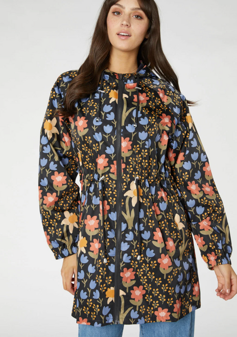Winona Long Raincoat