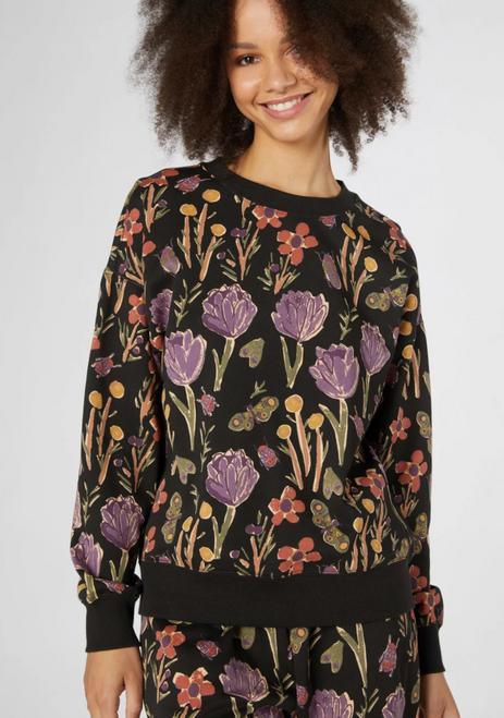 Francine Track Sweater