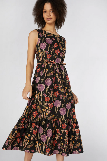 Francine Midi Dress
