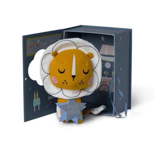 Lion Toy 18cm