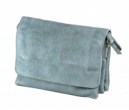 Coriander Leather Sling Bag