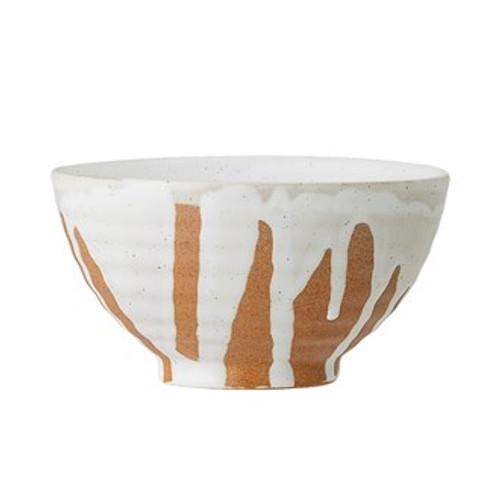 Camellia White Bowl