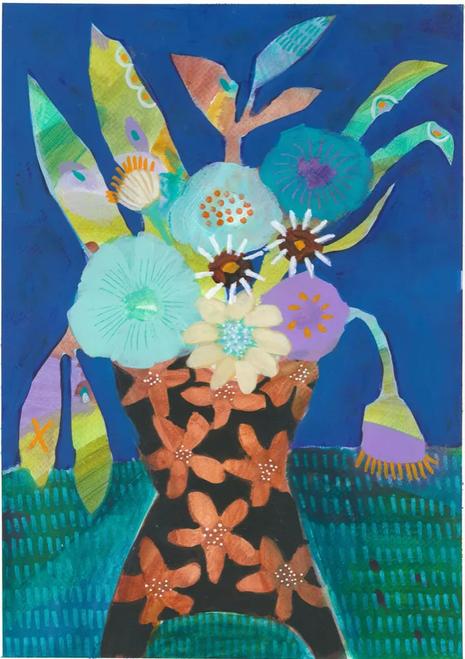 Orange Blossom Art Print - A3
