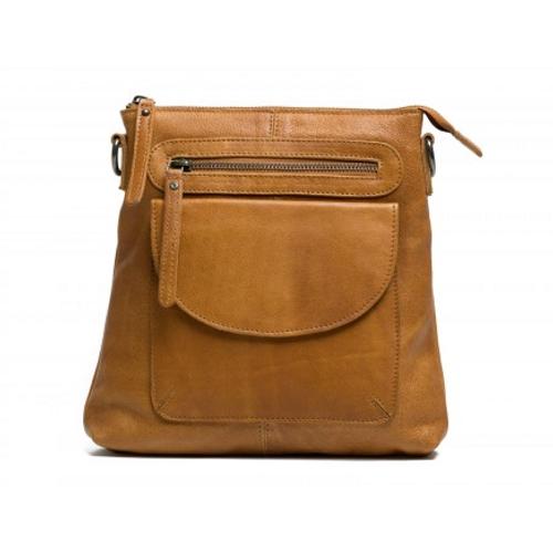 Begonia Leather Bag