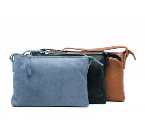 Nutmeg Leather Bag