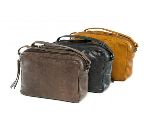 Fig Leather Bag