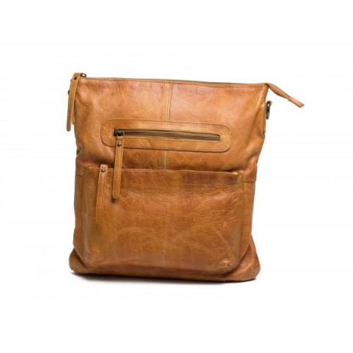 Flora Leather Bag