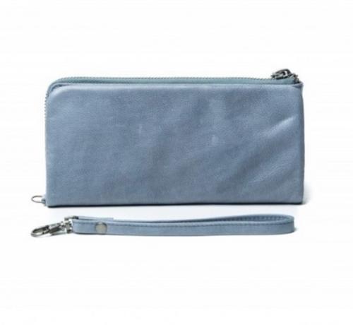 Pecan Leather Wallet