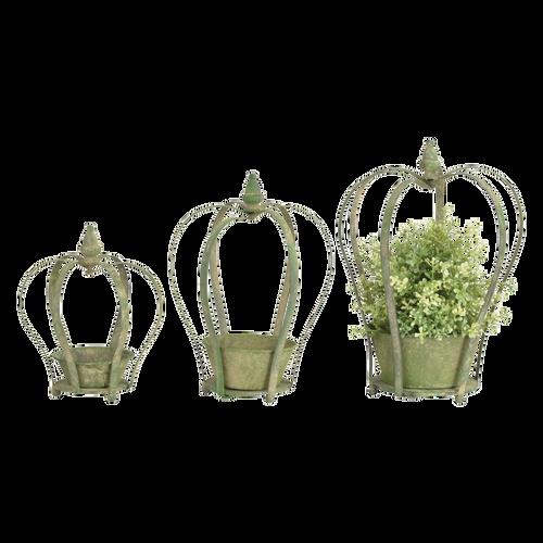 Crown Planter - AM