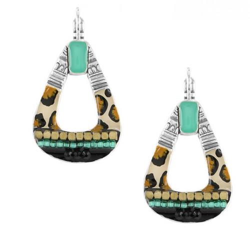 Rebel Earrings | 13786
