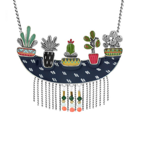 Winter Garden Necklace - 01102