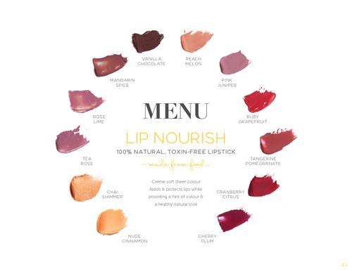 Luk Beautifood Lipstick