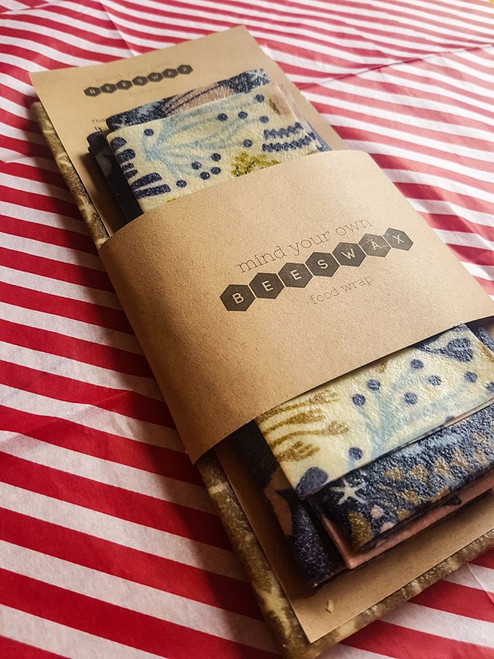 MYOB Beeswax Wrap Pack