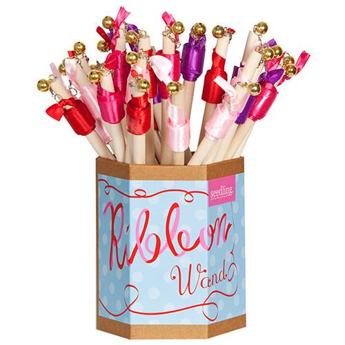 Seedling twirl ribbon toy for kids