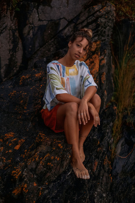 Cor Tavira blouse